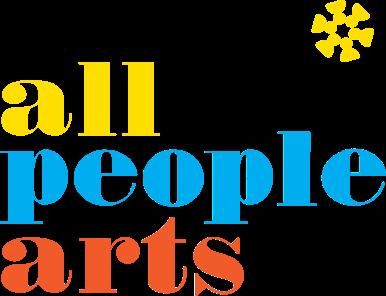 Logo: All People Arts